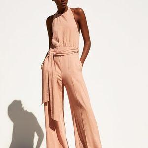 NWT Zara Jumpsuit
